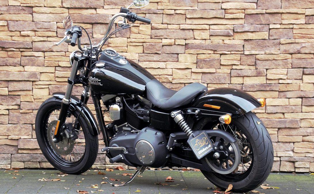 2015 Harley-Davidson FXDB Street Bob 103 ABS LA