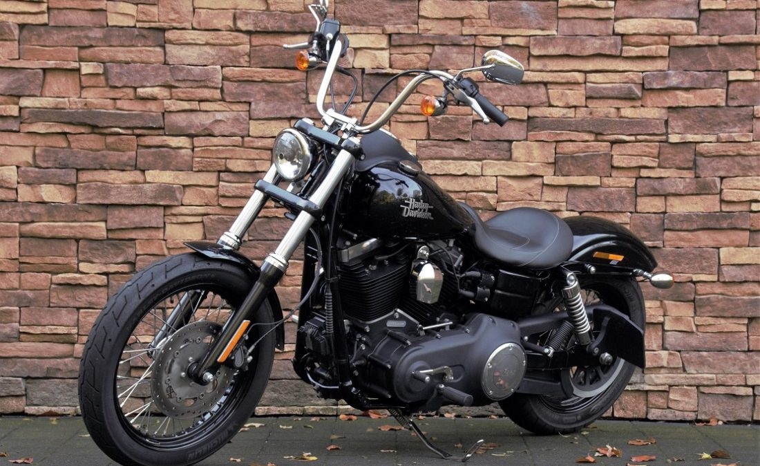 2015 Harley-Davidson FXDB Street Bob 103 ABS LV