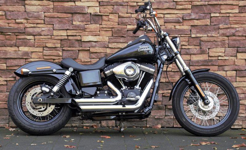 2015 Harley-Davidson FXDB Dyna Street Bob 103 ABS