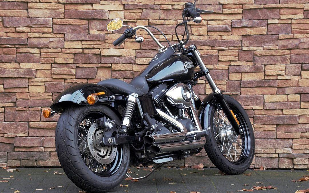 2015 Harley-Davidson FXDB Street Bob 103 ABS RA