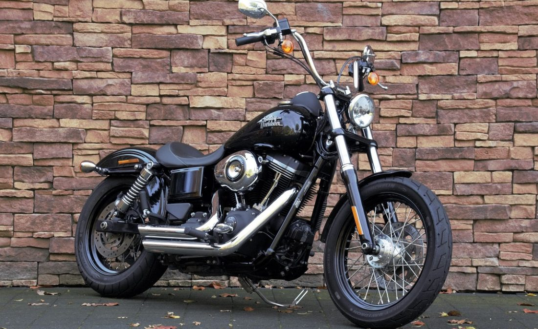 2015 Harley-Davidson FXDB Street Bob 103 ABS RV