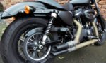 2015 Harley-Davidson XL883N Sportster Iron Az