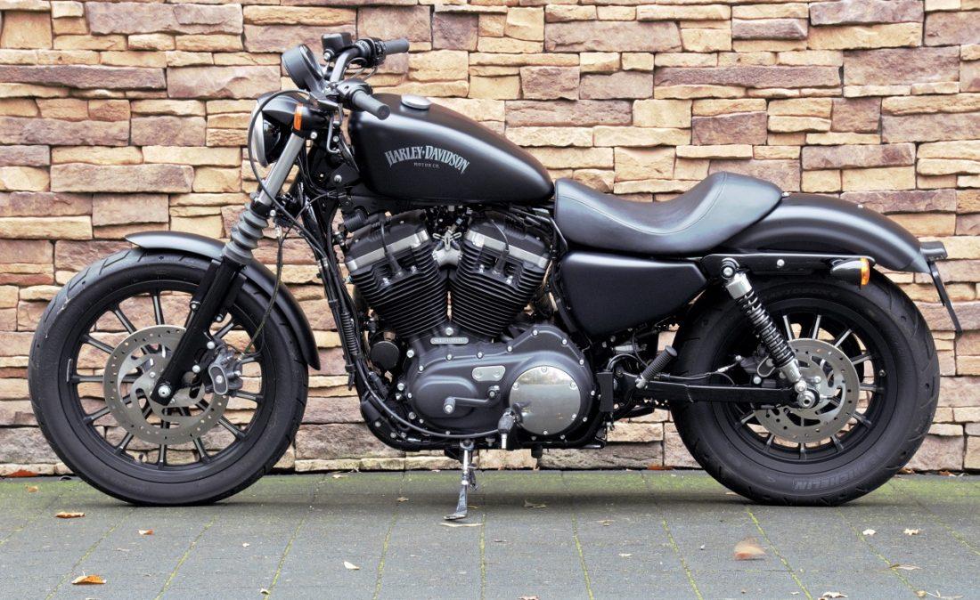 2015 Harley-Davidson XL883N Sportster Iron L