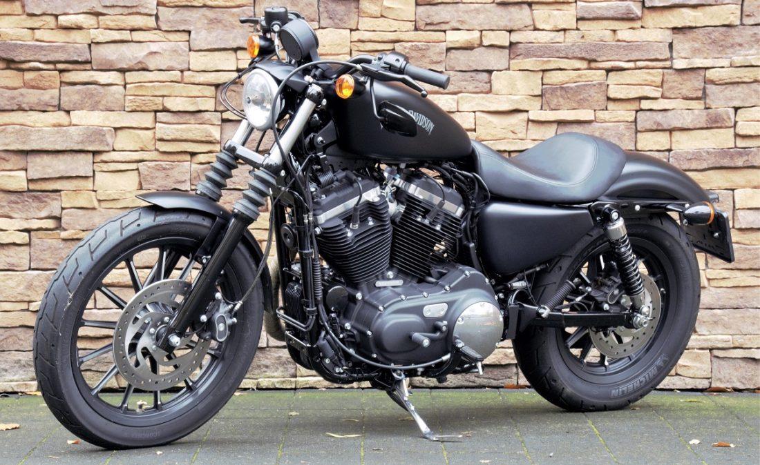 2015 Harley-Davidson XL883N Sportster Iron LV