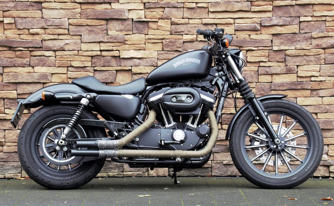 2015 Harley-Davidson XL883N Sportster Iron R