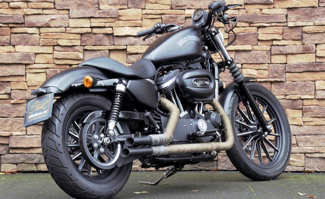 2015 Harley-Davidson XL883N Sportster Iron RA