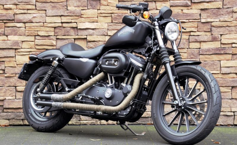 2015 Harley-Davidson XL883N Sportster Iron