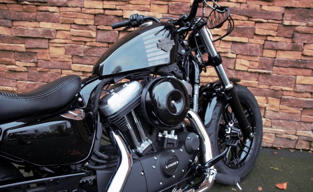 2016 Harley-Davidson XL1200X Forty Eight Sportster Fz