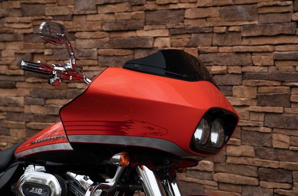 2008 Harley-Davidson FLTRSE Road Glide Screamin Eagle CVO HL