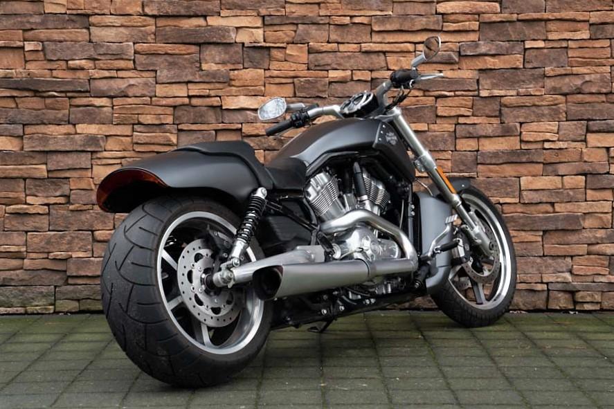 Harley-Davidson VRSCF V-rod Muscle 2009 RA