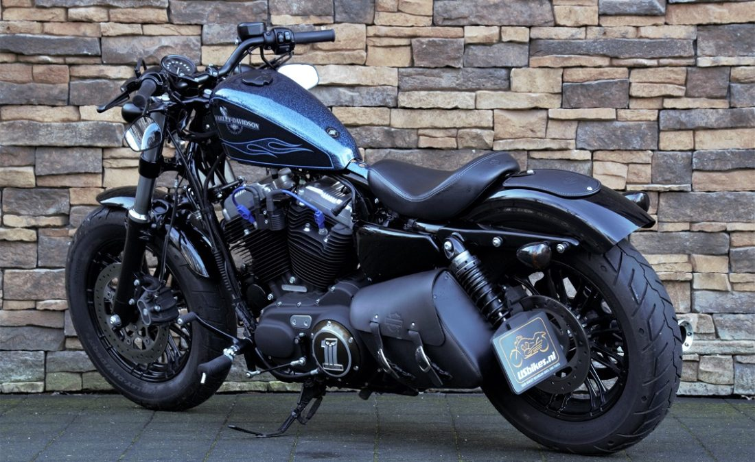 2016 Harley-Davidson XL1200X Forty Eight Sportster LAs