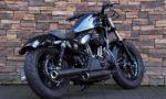 2016 Harley-Davidson XL1200X Forty Eight Sportster RAs