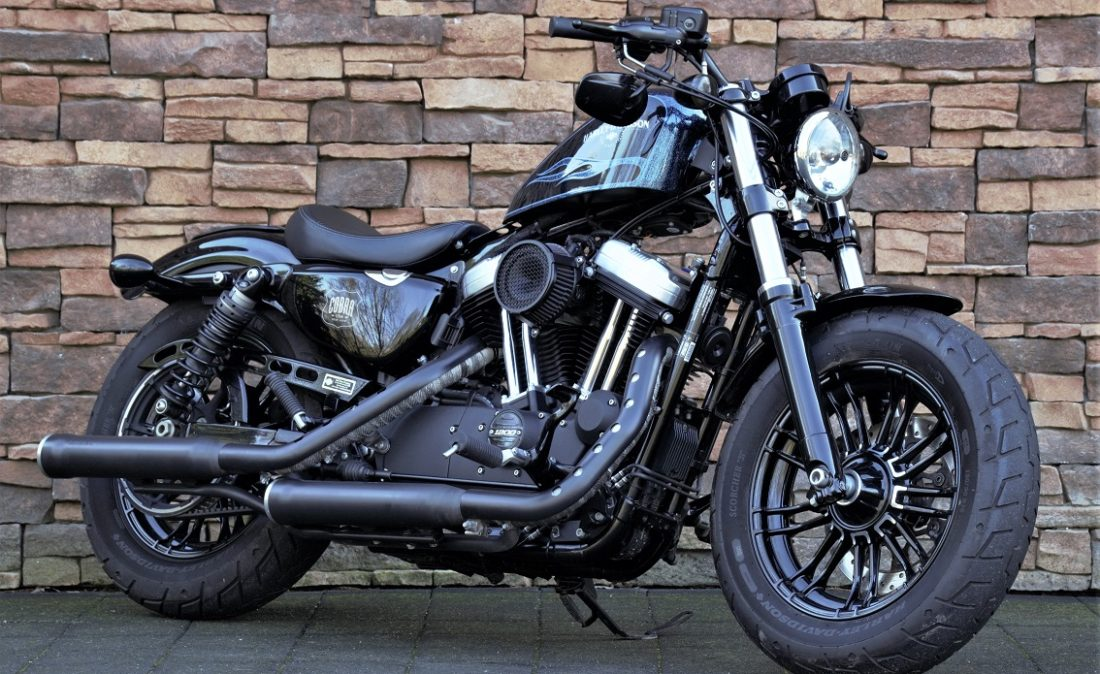 2016 Harley-Davidson XL1200X Forty Eight Sportster RVs