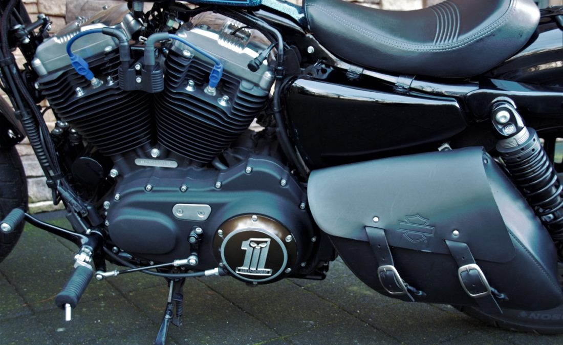 2016 Harley-Davidson XL1200X Forty Eight Sportster ZLs