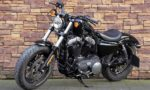 2016 Harley-Davidson XL1200X Forty Eight Vivid Black LV