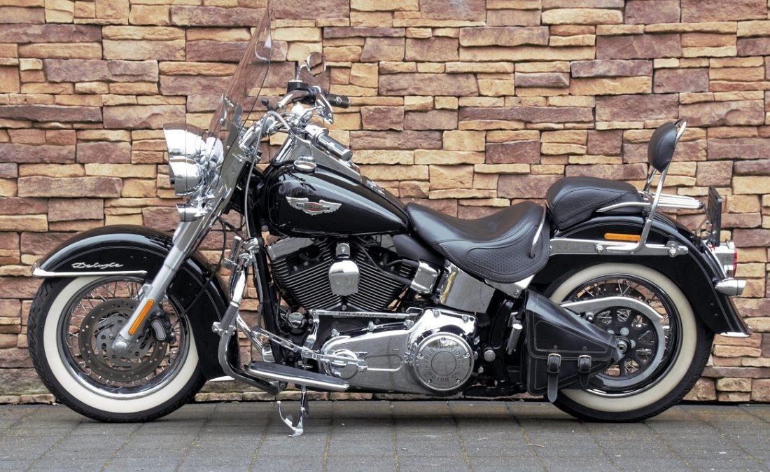 2011 Harley-Davidson FLSTN Softail Deluxe L
