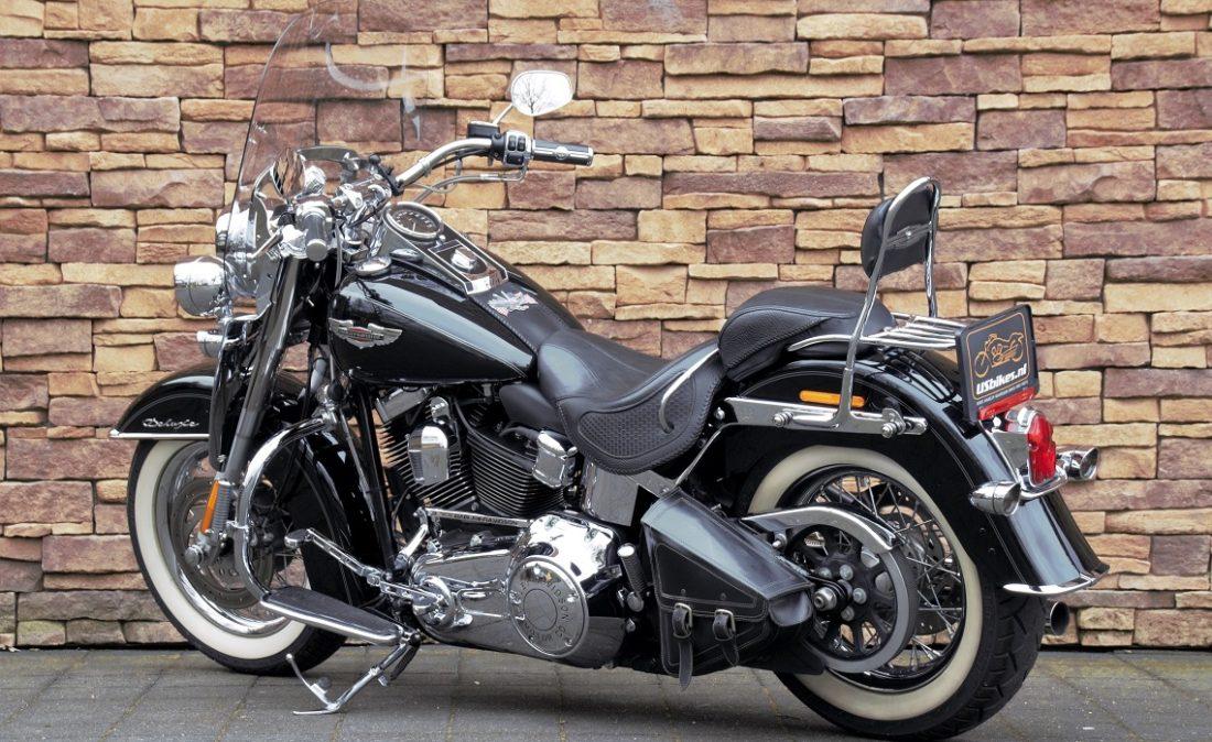 2011 Harley-Davidson FLSTN Softail Deluxe LA