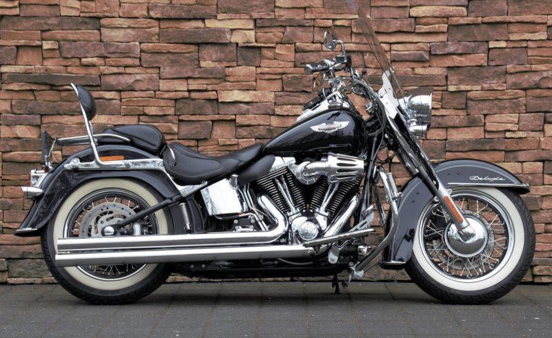 2011 Harley-Davidson FLSTN Softail Deluxe full option