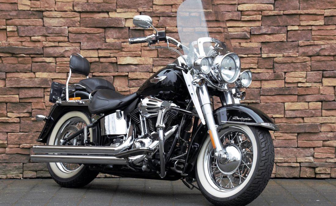 2011 Harley-Davidson FLSTN Softail Deluxe RV