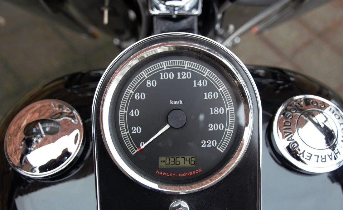 2011 Harley-Davidson FLSTN Softail Deluxe T