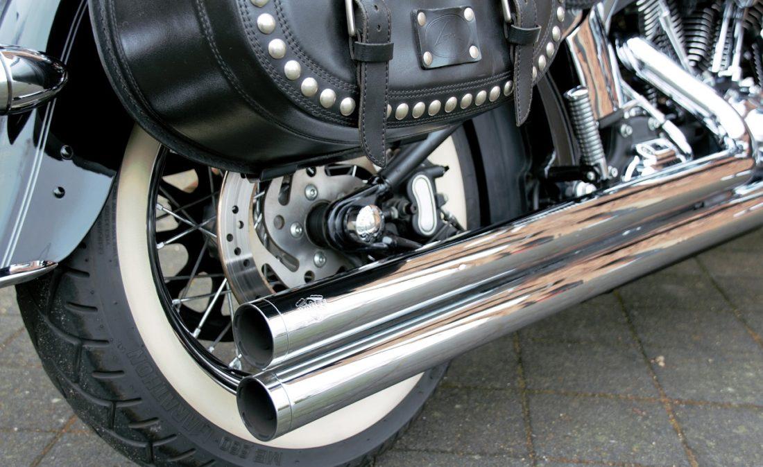 2011 Harley-Davidson FLSTN Softail Deluxe Z2