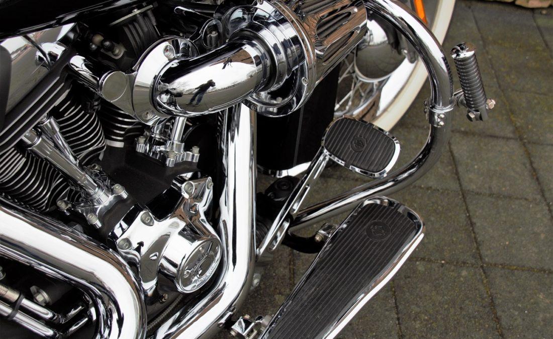 2011 Harley-Davidson FLSTN Softail Deluxe Z3
