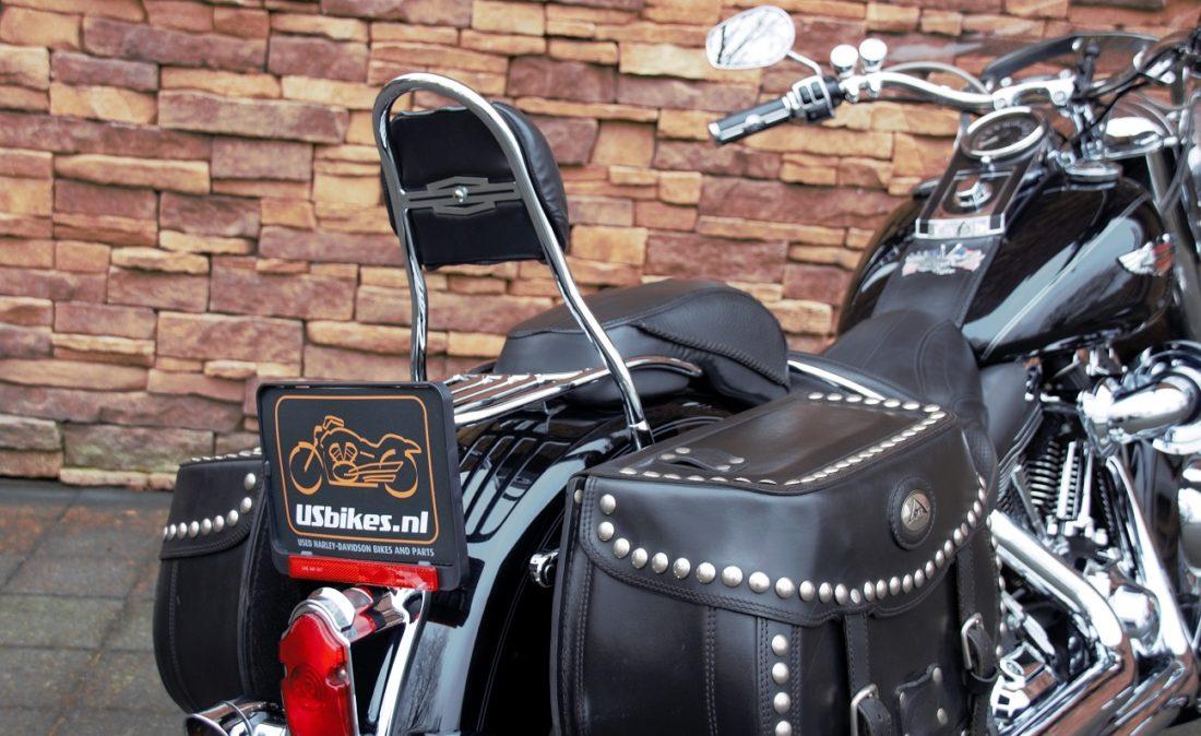 2011 Harley-Davidson FLSTN Softail Deluxe Z5