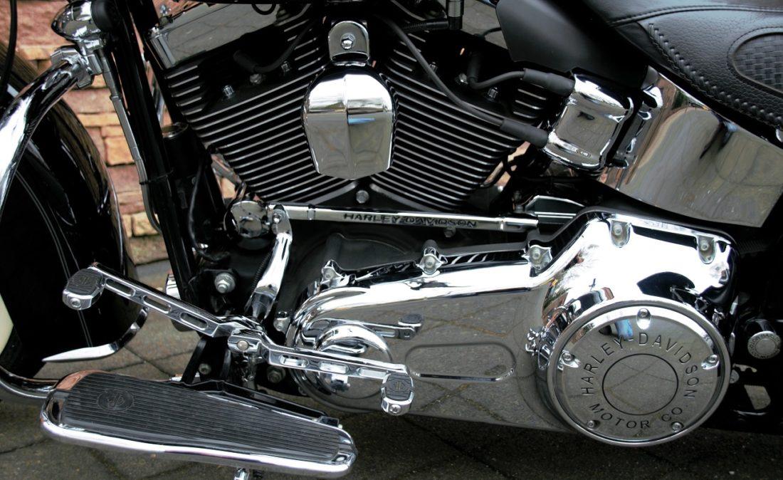 2011 Harley-Davidson FLSTN Softail Deluxe Z7