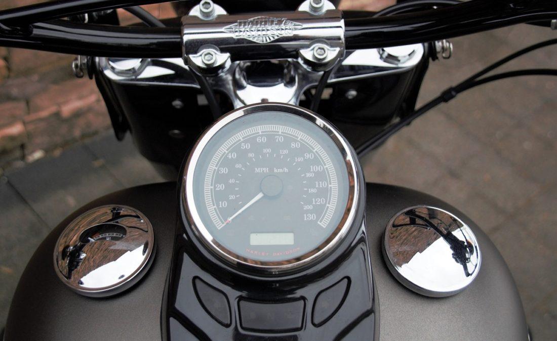 2012 Harley-Davidson FLS Softail Slim D