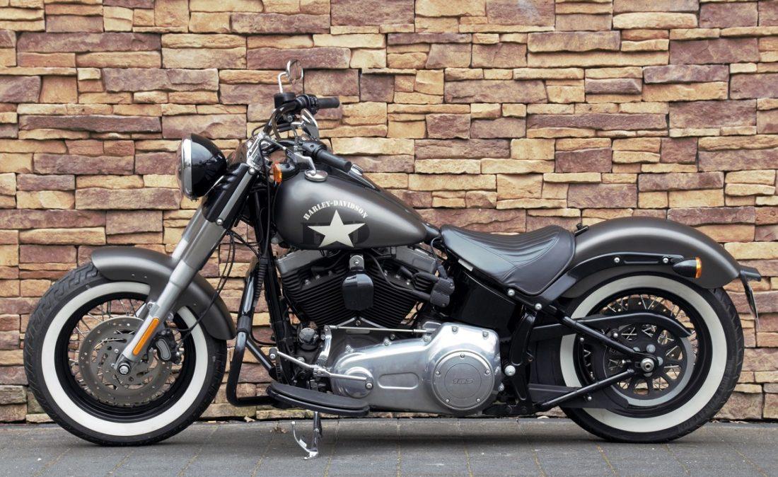2012 Harley-Davidson FLS Softail Slim L