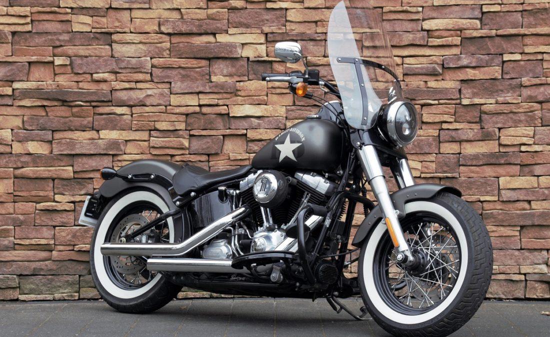 2012 Harley-Davidson FLS Softail Slim RV