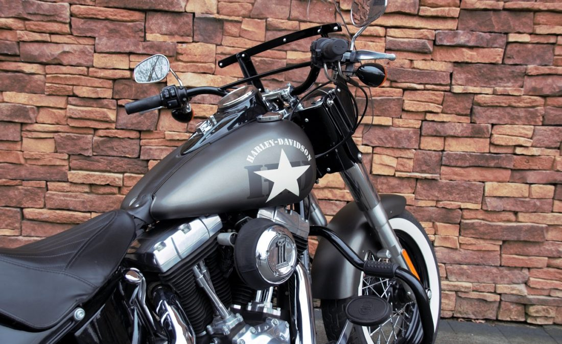 2012 Harley-Davidson FLS Softail Slim Rz