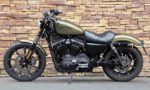 2016 Harley-Davidson Sportster XL883N Iron L