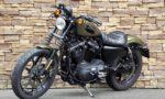 2016 Harley-Davidson Sportster XL883N Iron LV