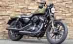 2016 Harley-Davidson Sportster XL883N Iron RV