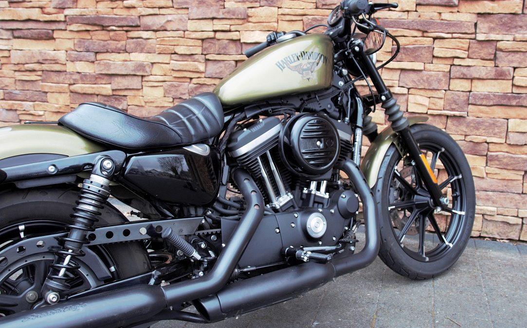 2016 Harley-Davidson Sportster XL883N Iron Rz