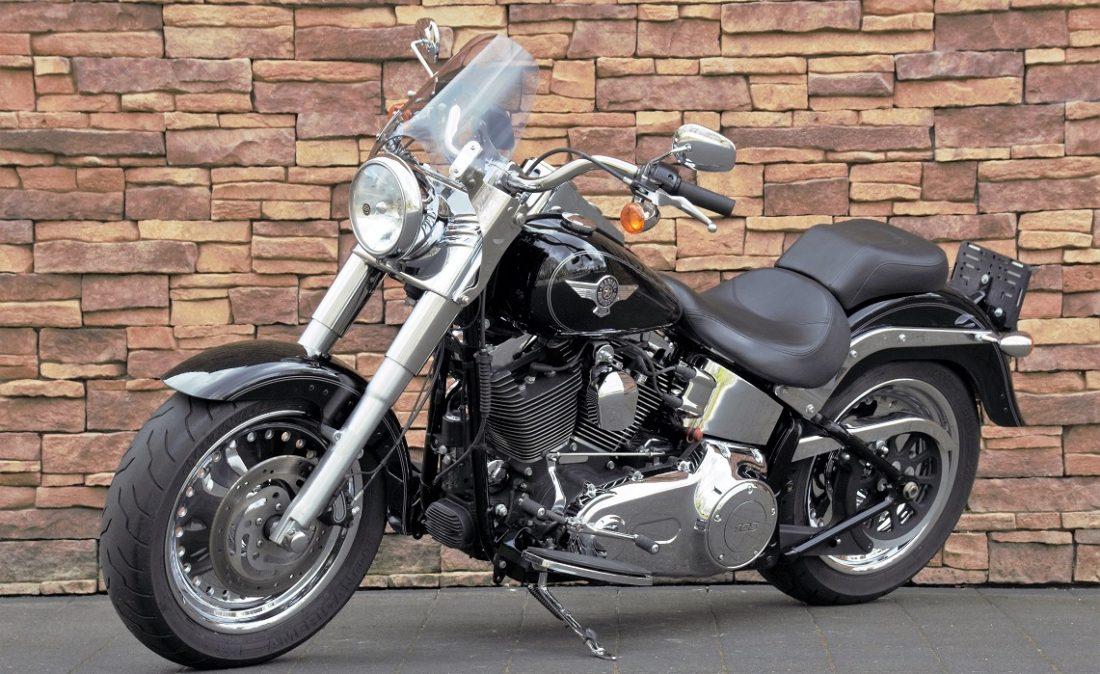 2012 Harley-Davidson FLSTF Fat Boy Softail LV