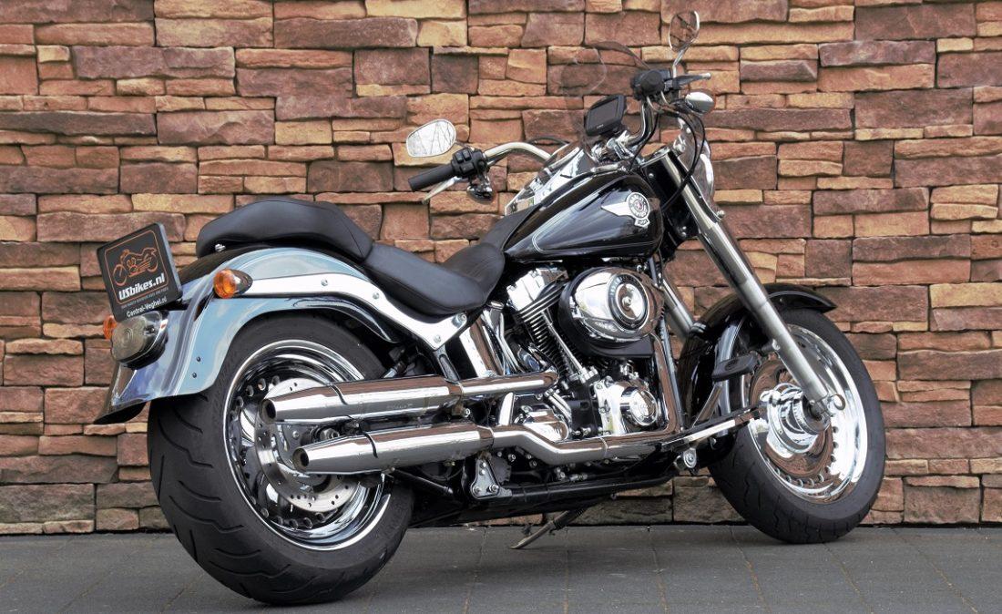 2012 Harley-Davidson FLSTF Fat Boy Softail RA