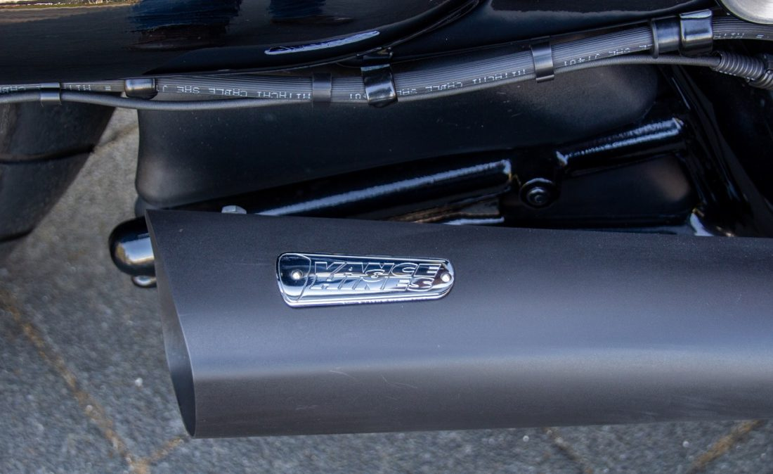 2012 Harley-Davidson VRSCDX Night Rod Special VH