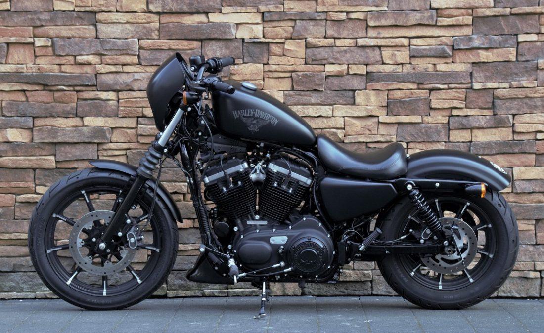 2016 Harley-Davidson XL883N Iron Sportster L