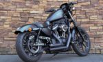2016 Harley-Davidson XL883N Iron Sportster RA
