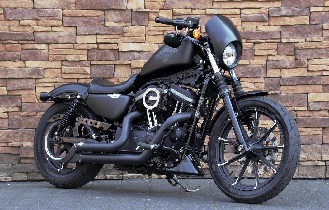 2016 Harley-Davidson XL883N Iron Sportster RV