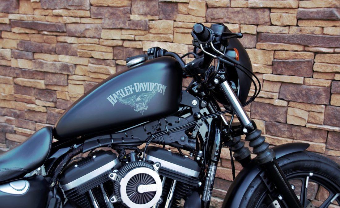 2016 Harley-Davidson XL883N Iron Sportster T
