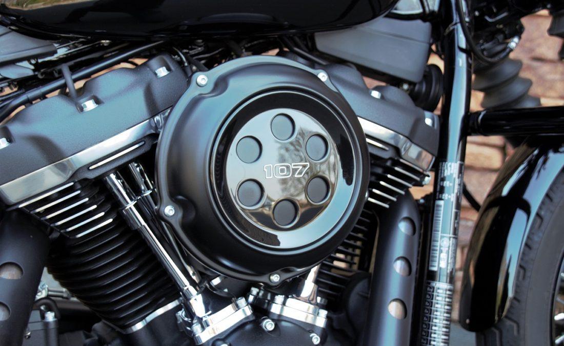 2018 Harley-Davidson FXBB Street Bob Softail AFR