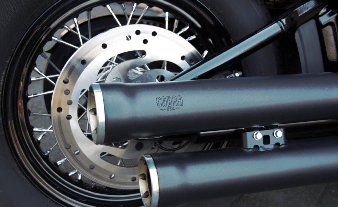 2018 Harley-Davidson FXBB Street Bob Softail E