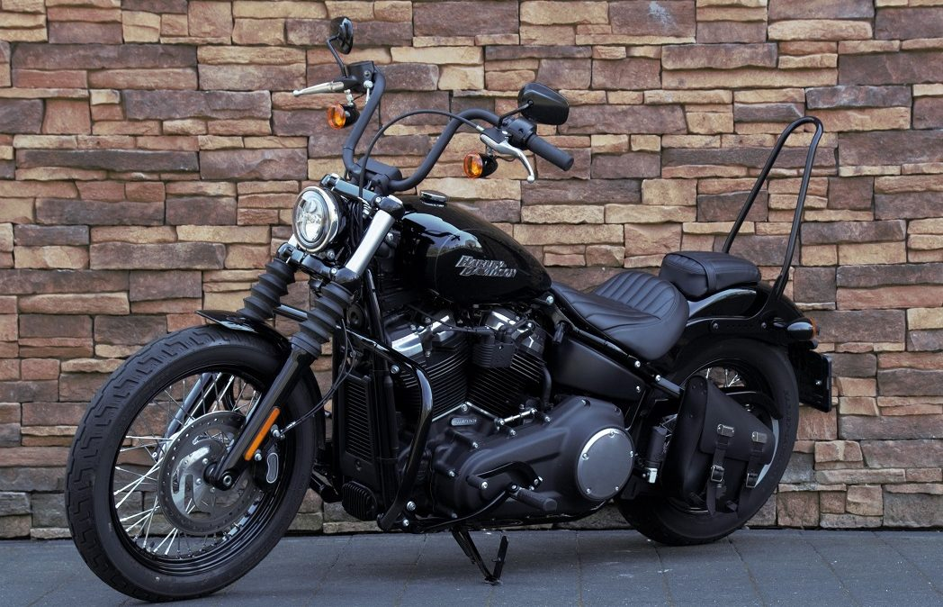2018 Harley-Davidson FXBB Street Bob Softail LV