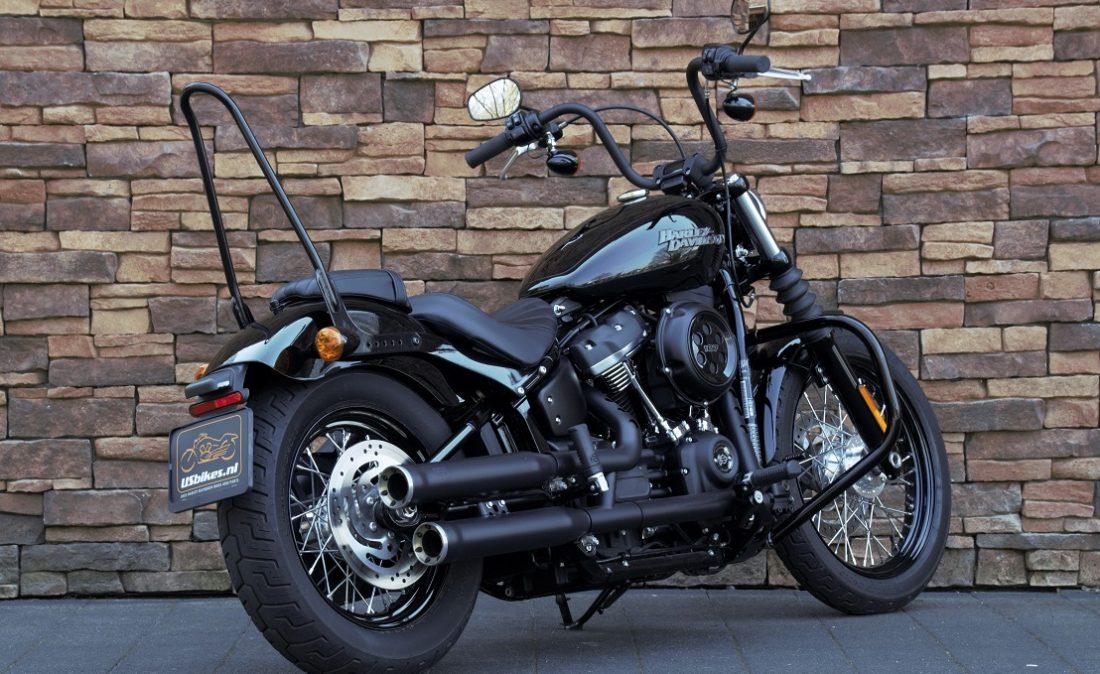 2018 Harley-Davidson FXBB Street Bob Softail RA