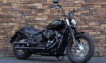2018 Harley-Davidson FXBB Street Bob Softail RV