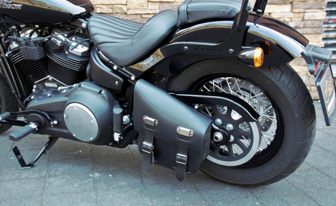 2018 Harley-Davidson FXBB Street Bob Softail SAB