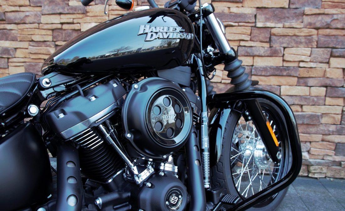 2018 Harley-Davidson FXBB Street Bob Softail TZ